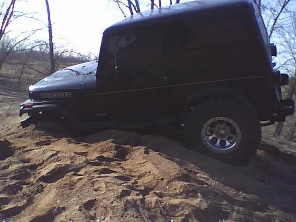 Jeepsand