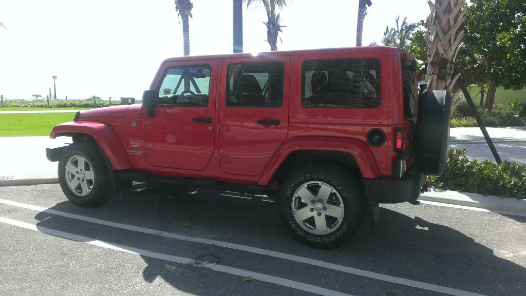 Jimmariner's 2012 Jeep Unlimted