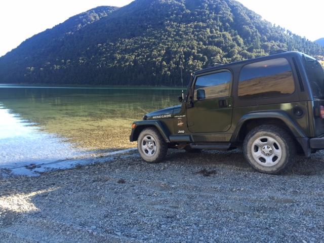 Lake Taylor, New Zealand