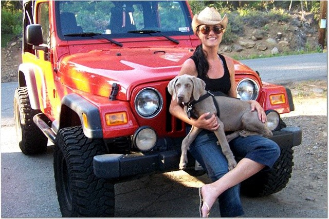 Me, Trip And Our Jeep!