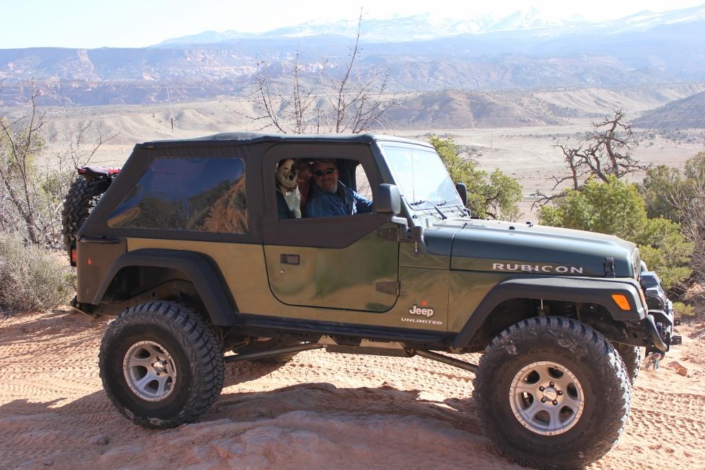 Moab Safari 2013