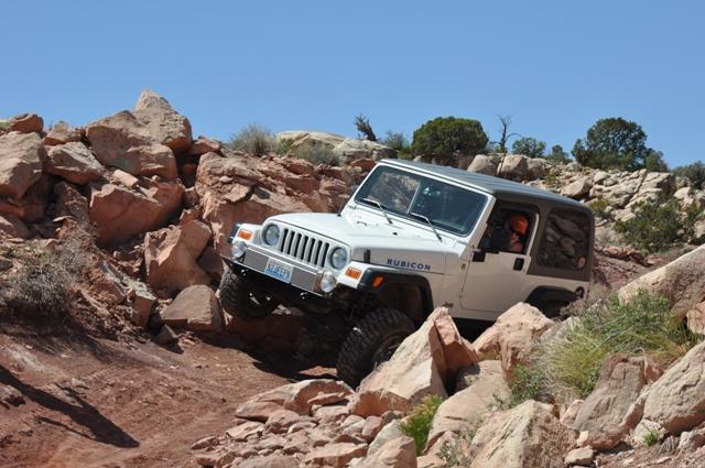 Moab Ut Apr2010 Klondike Bluff