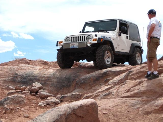 Moab Ut Apr2010 Steel Bender 110