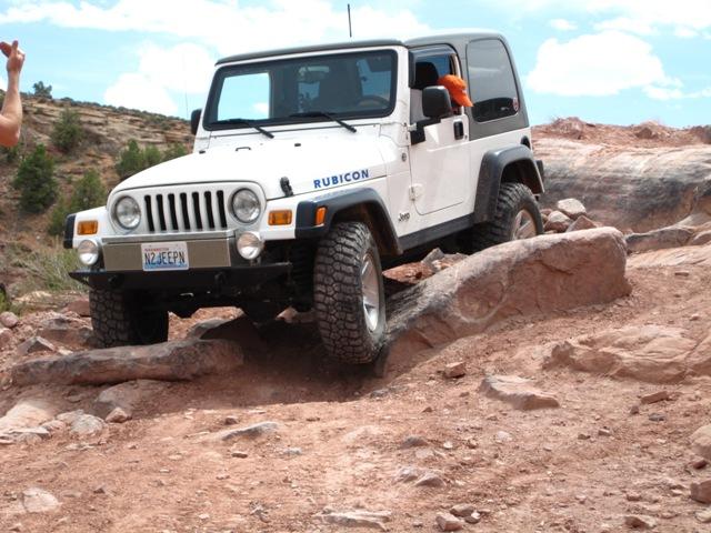 Moab Ut Apr2010 Steel Bender 112