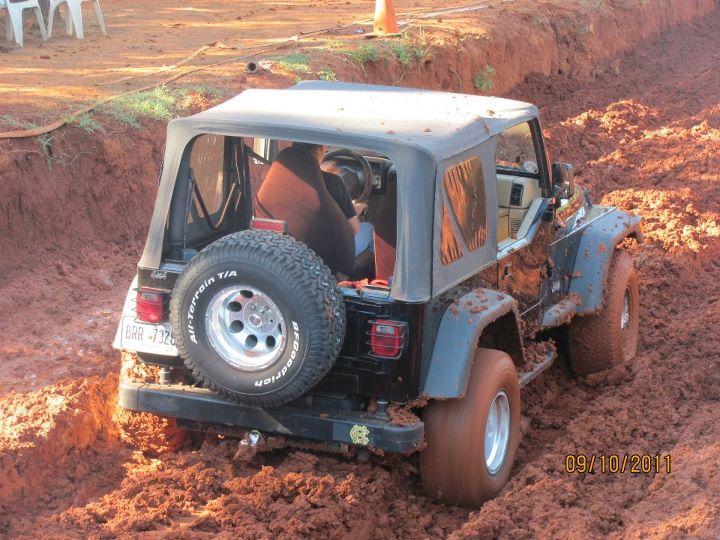 Mud Boggin'