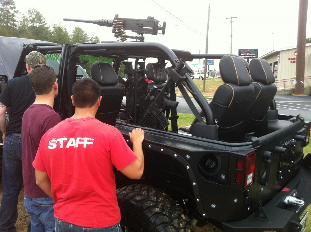 Mw3 Jeep
