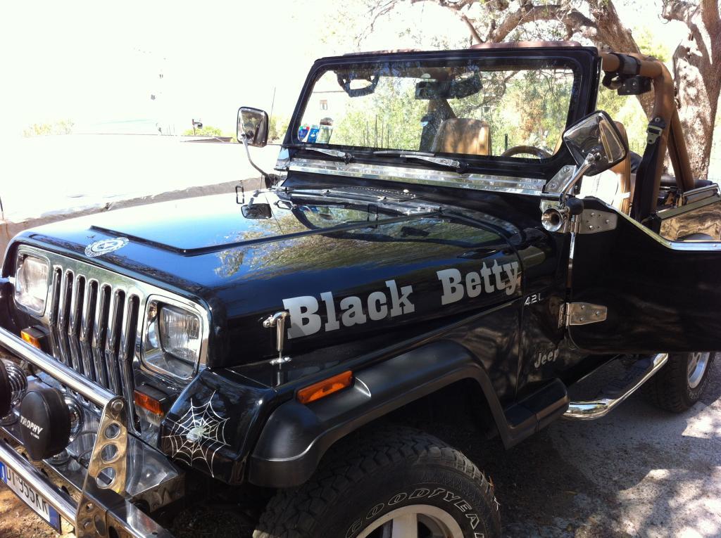 My Black Betty