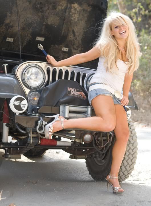 My Fav Jeep Girl :)