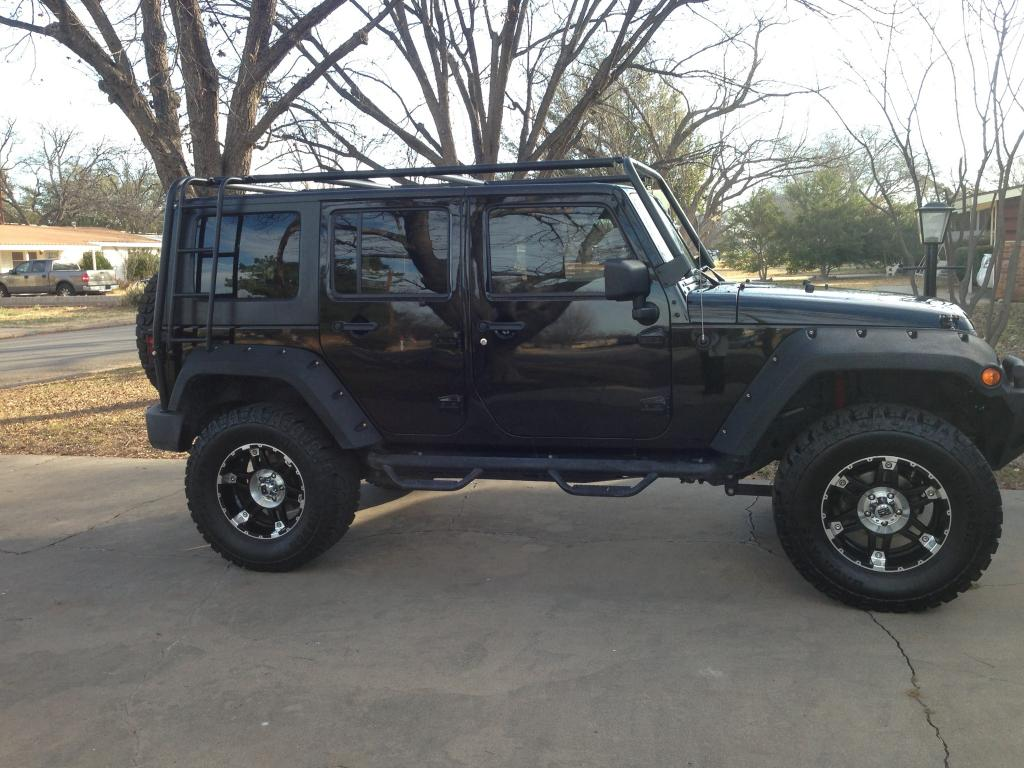 My First Jeep/ 2008 Model