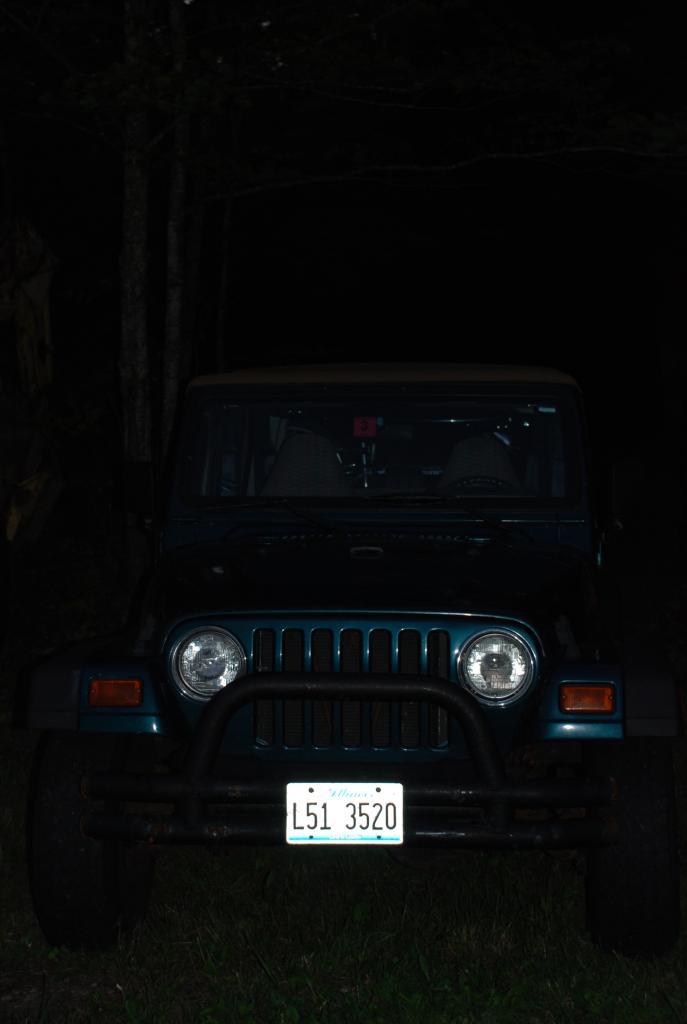 My Haunted Jeep