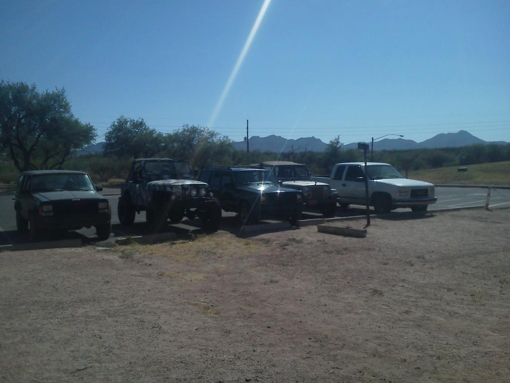 My Jeep Family(literally)