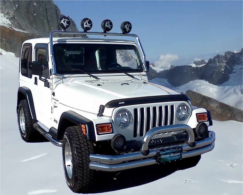 My Jeep Pictures