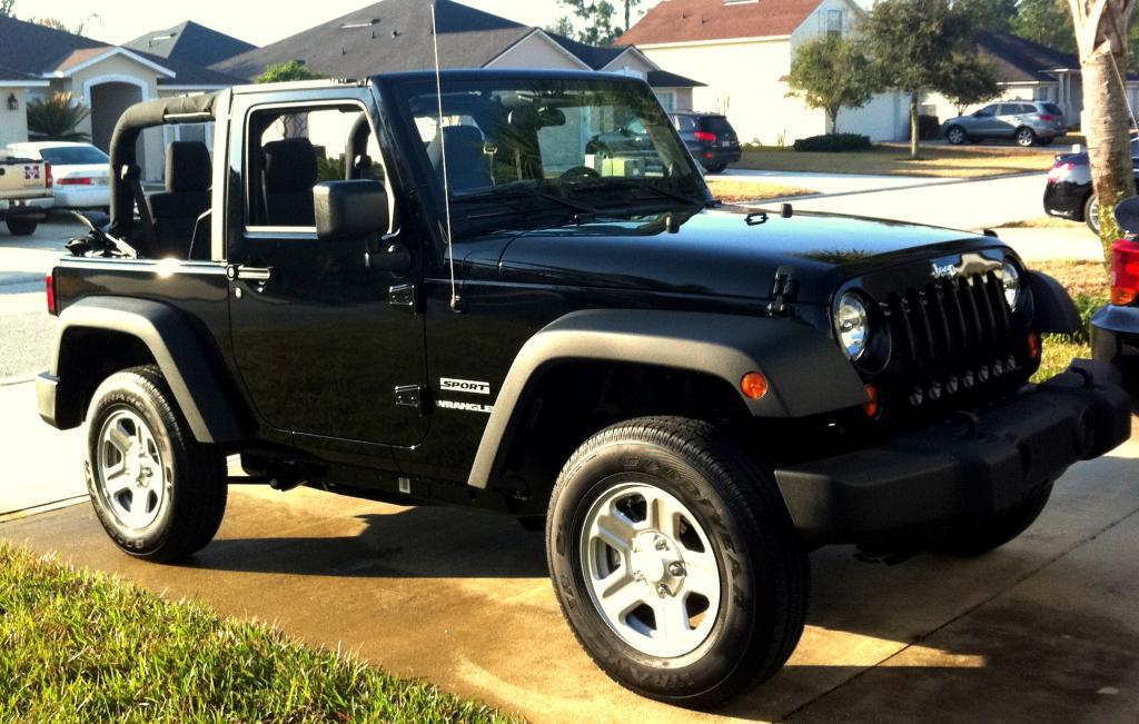 My Jeep World
