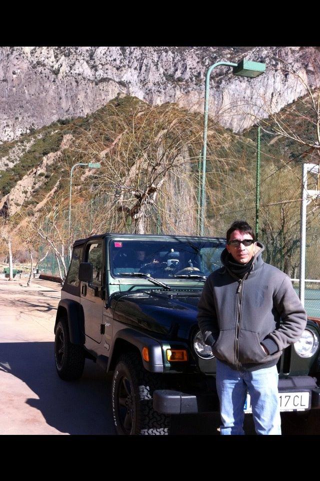 My Jeep Wrangler Tj 97'