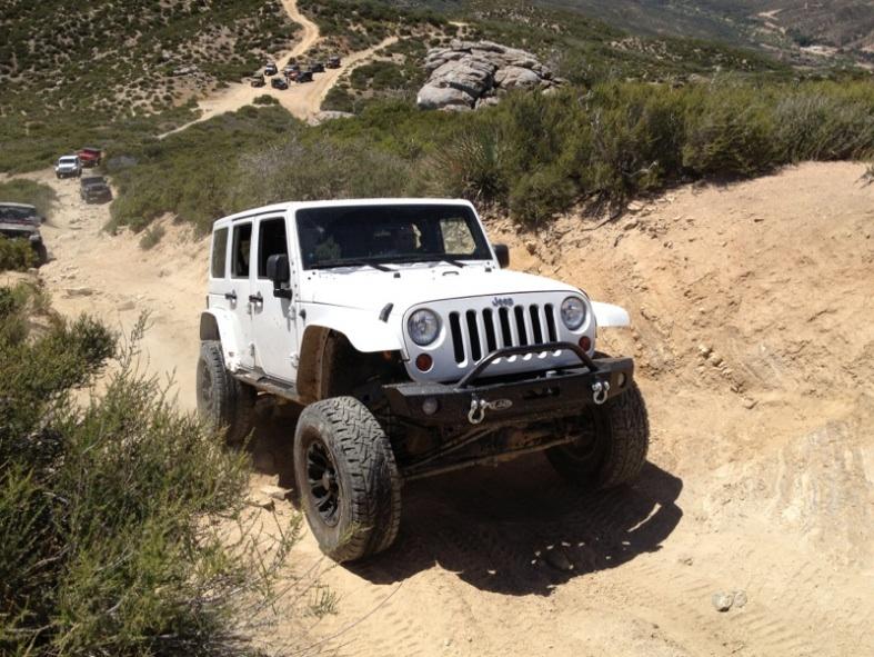 My Jeep!