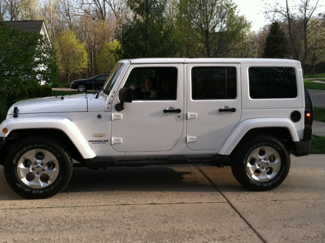 My New Jeep
