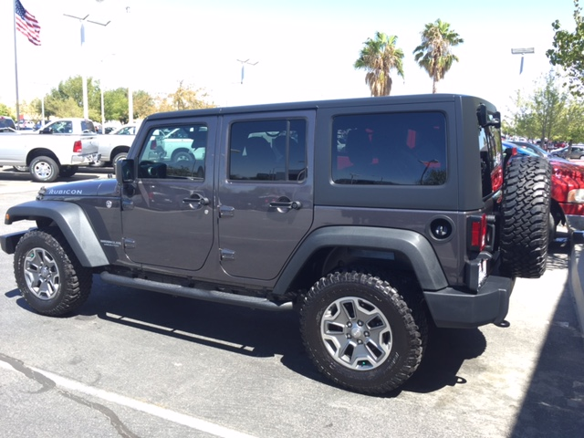 My New Rubicon