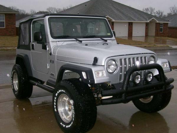 My Purdy Jeep