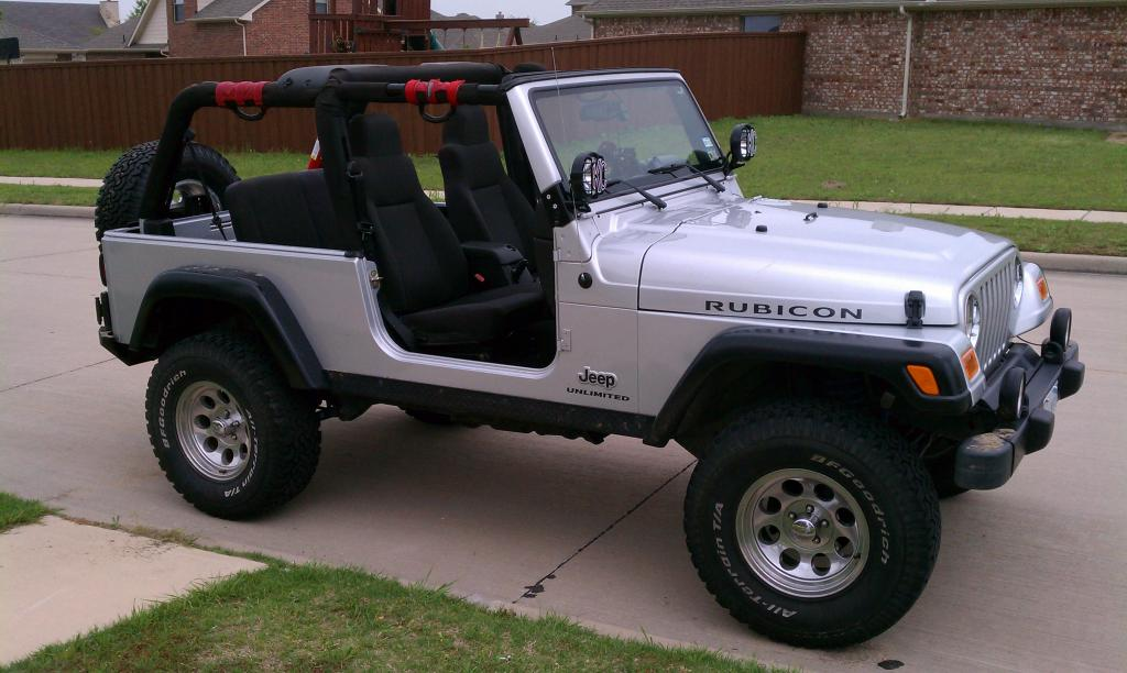 My Rubicon