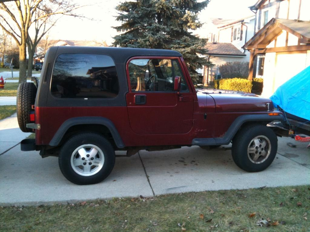 My Yj Before