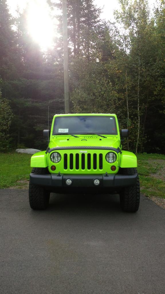 New Jeep!