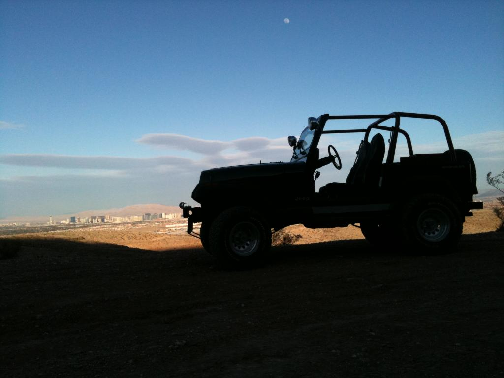 North Calico Hills