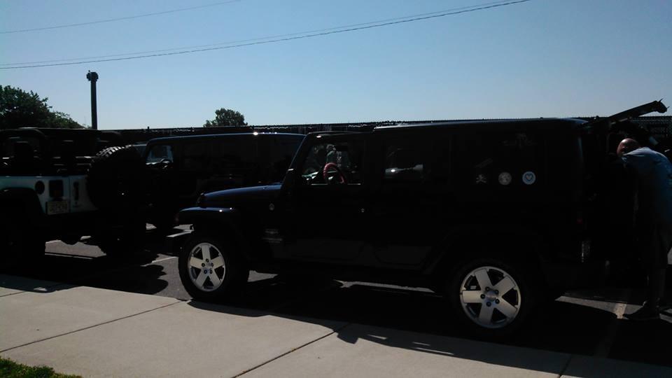 Ocean City Jeep Invasion June 2013
