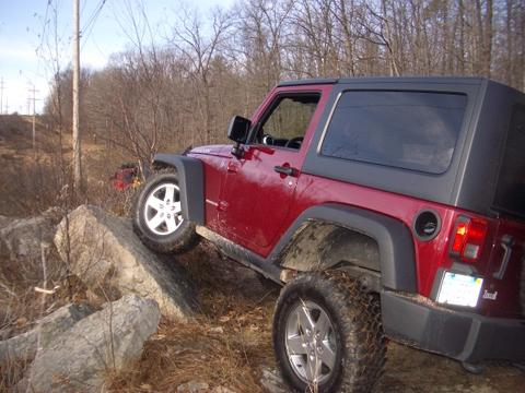 Off Roading Spring 2012