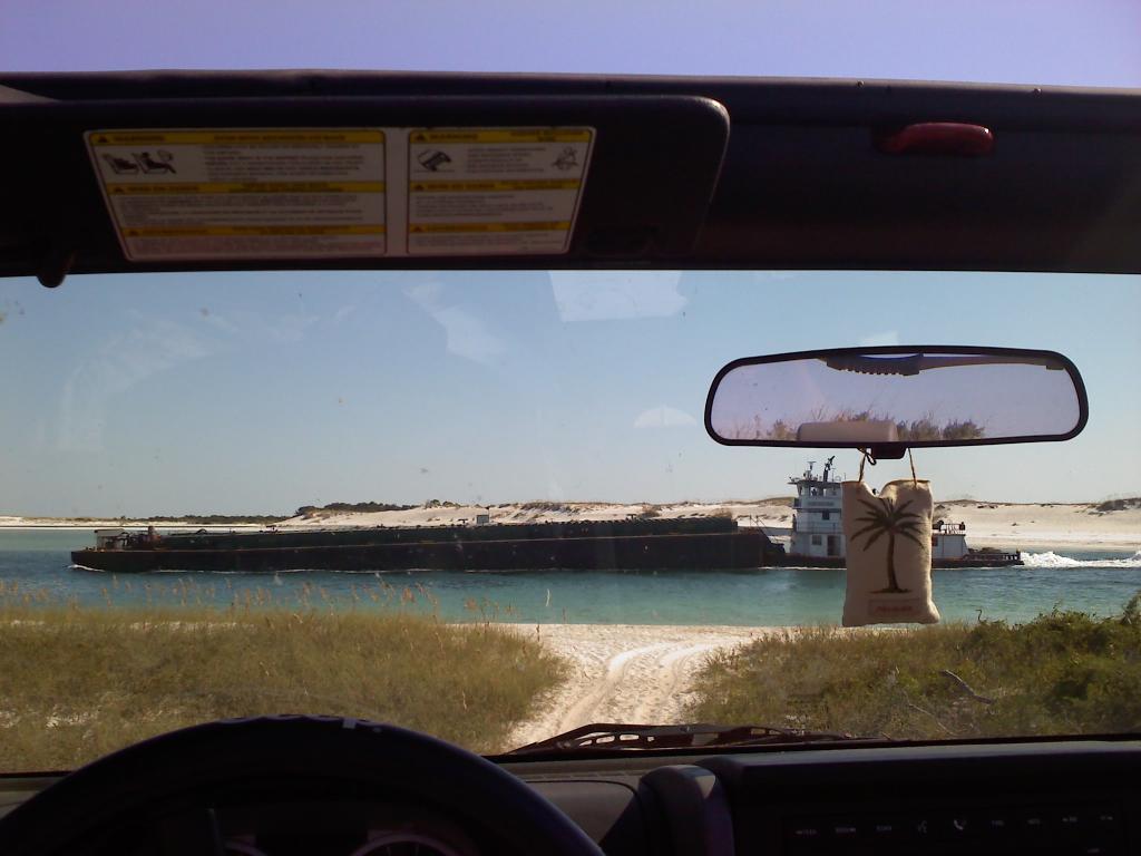 Pensacola Pass