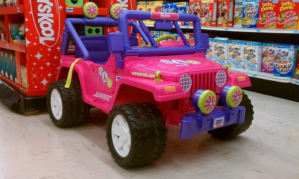 Plastic Princess At Kmart