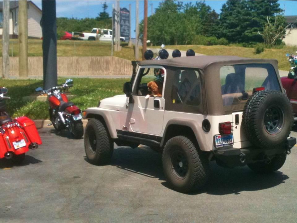 Pretty Jeep