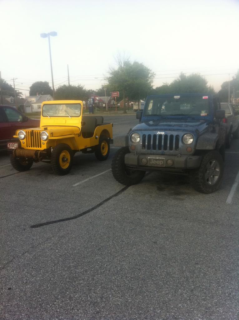 Random In A Parking Lot
