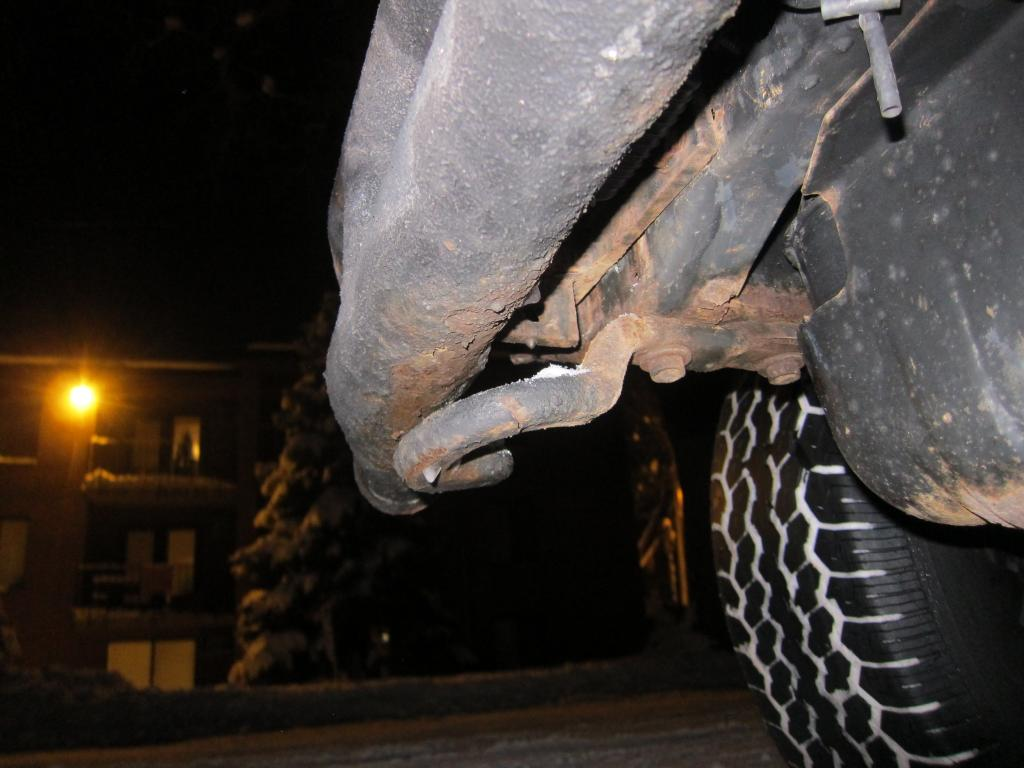 Rear Tow Hooks