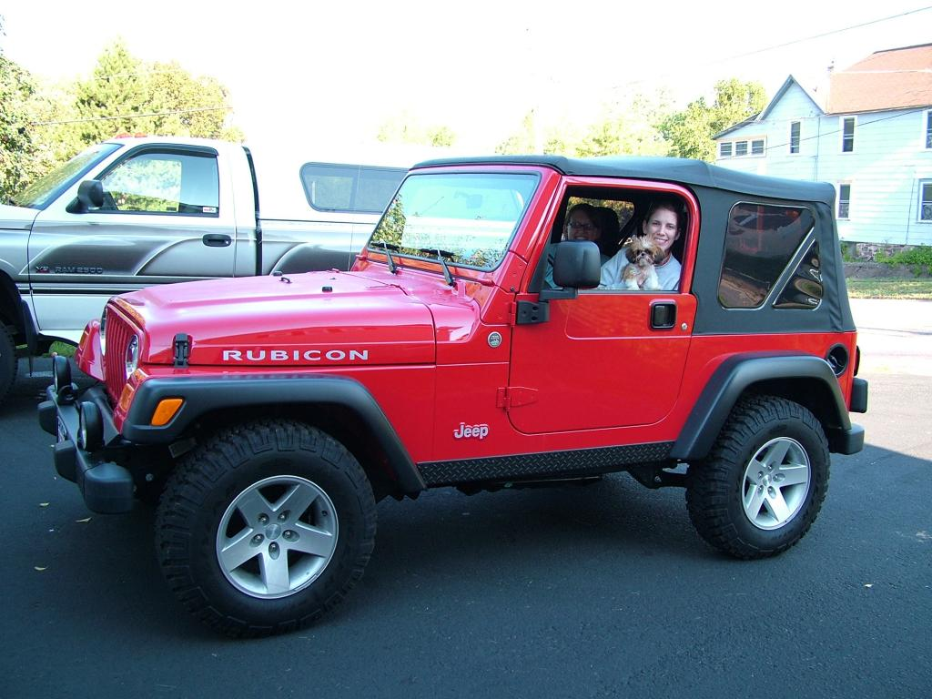 Red Rubicon