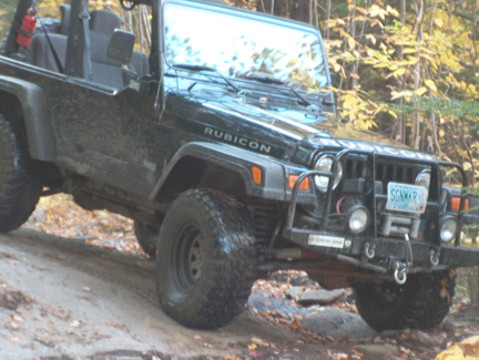 Rubicon On Devil's Pass, Nh