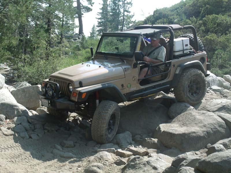 Rubicon Trail 2013