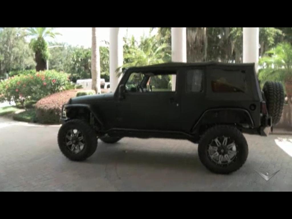 Shaq Jeep