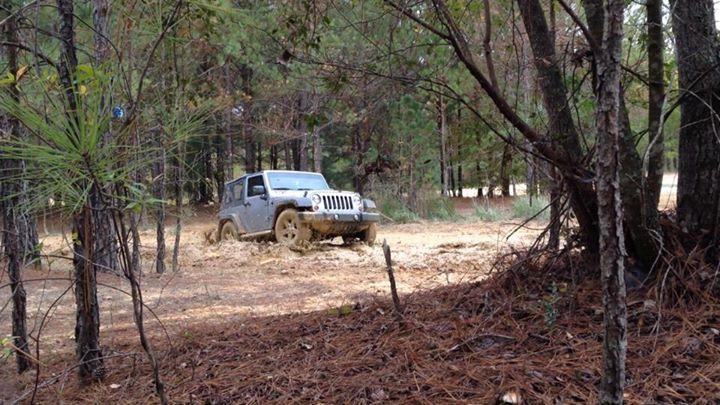 Slinging Some Mud