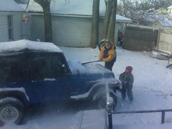Snowjeep