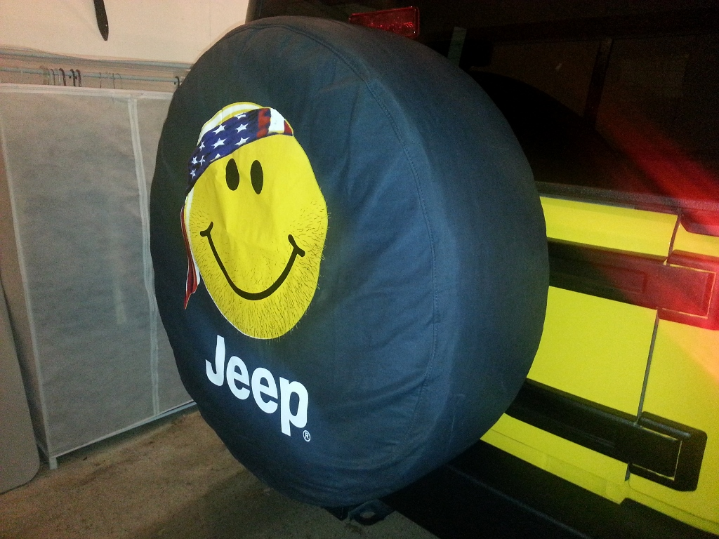 Spare Tire Mod