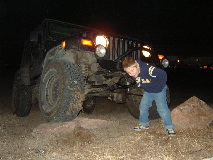Steveearls Jeep