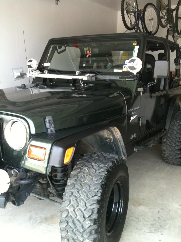 Still Fits In Garage, Problem? Needs More Lift!