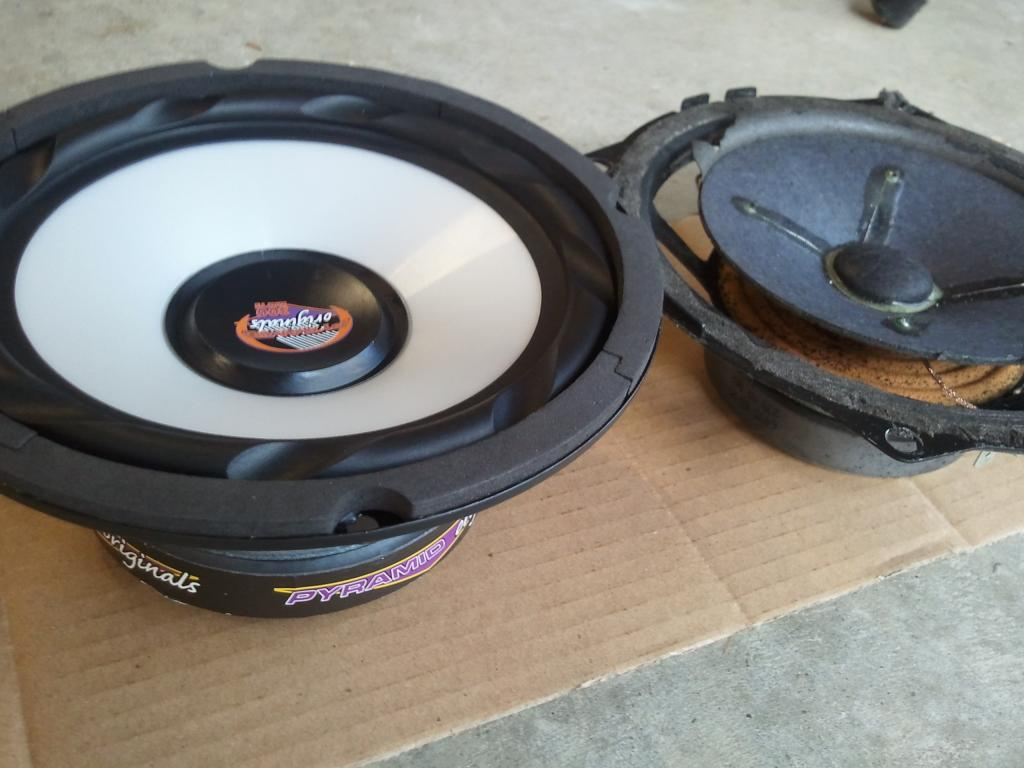 Subwoofer Replacement