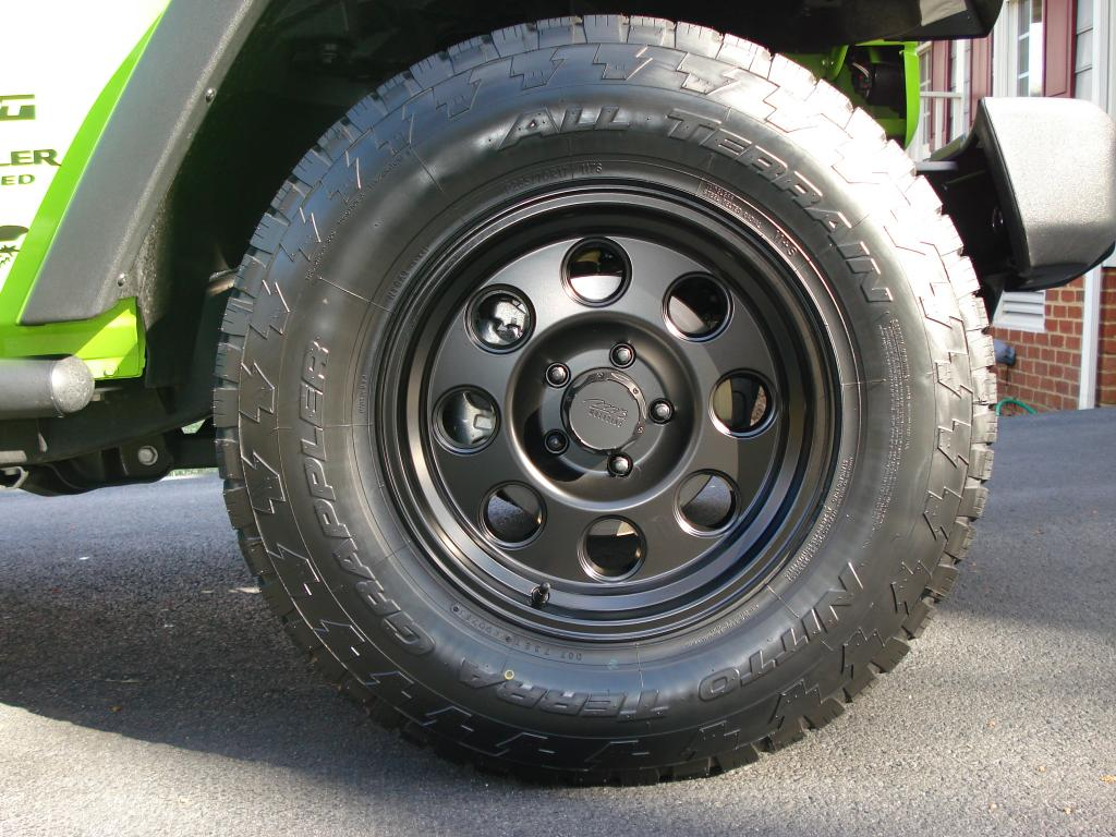 Terra Grappler 285/70/17  /mb72