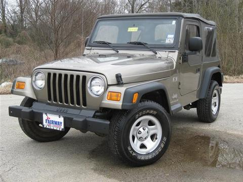 The day I bought my jeep