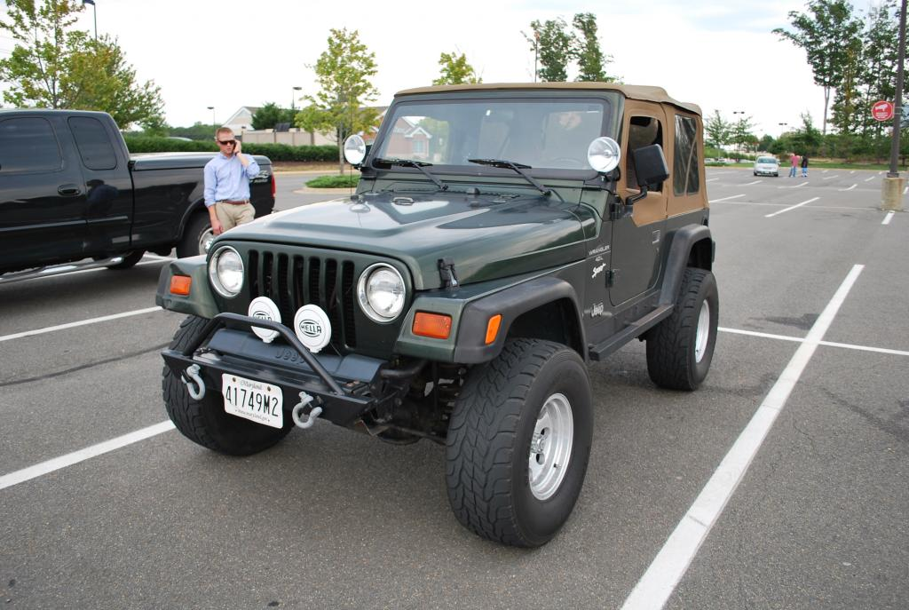 The Day I Bought The Tj