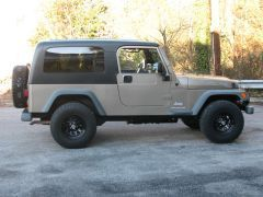 The Jeepster