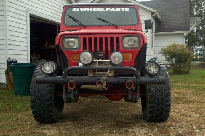 This Is My Yj Project