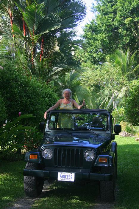 Tj In Costa Rica