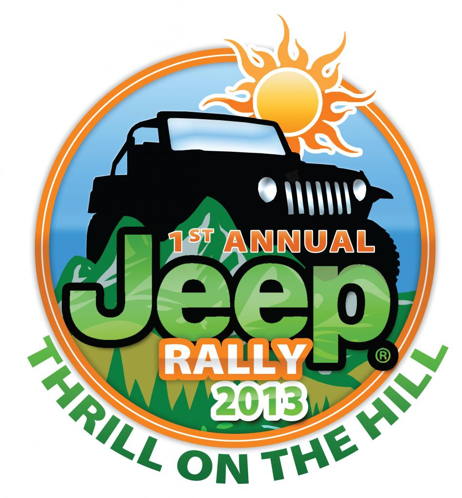 Toth Jeep Rally Logo